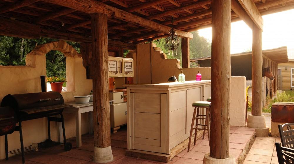 Outdoor Küchen Frammersbach : Outdoor kitchen